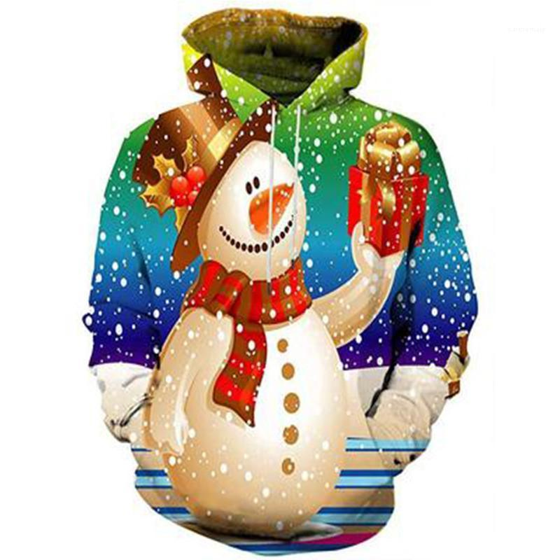 Winter-dünne Art Hoodie 3D Digital gedruckte Jacke Lässige Herrenmode Herren Designer Hoodie New Herbst und