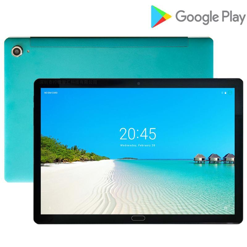 Newest 10.1 inch Tablet MT6797 X27 Deca Core 1920*1200 2.5K IPS Screen Dual 4G 4GB RAM 128GB ROM 13.0/5.0MP Android Tablets pc