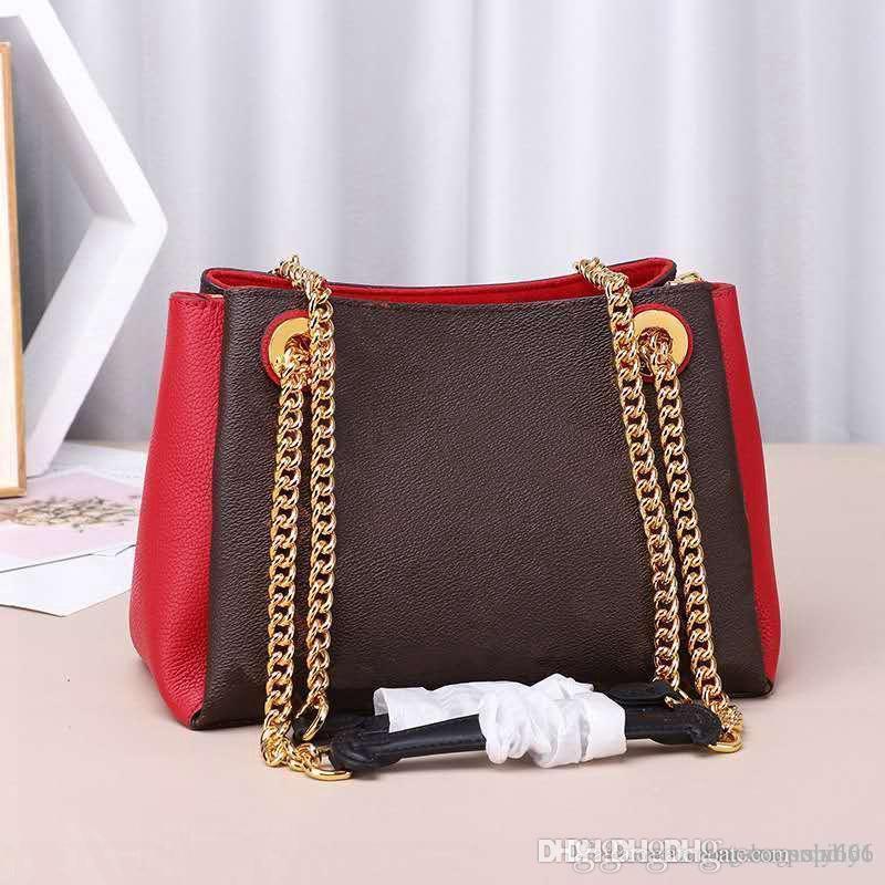 totalizador de la señora de la moda para mujer de lujo diseñador de los bolsos del bolso de cuero handbagShoulder Bolsas bolsas crossbody de dos tonos mensajero bolsas para transportar cadáveres cruzadas