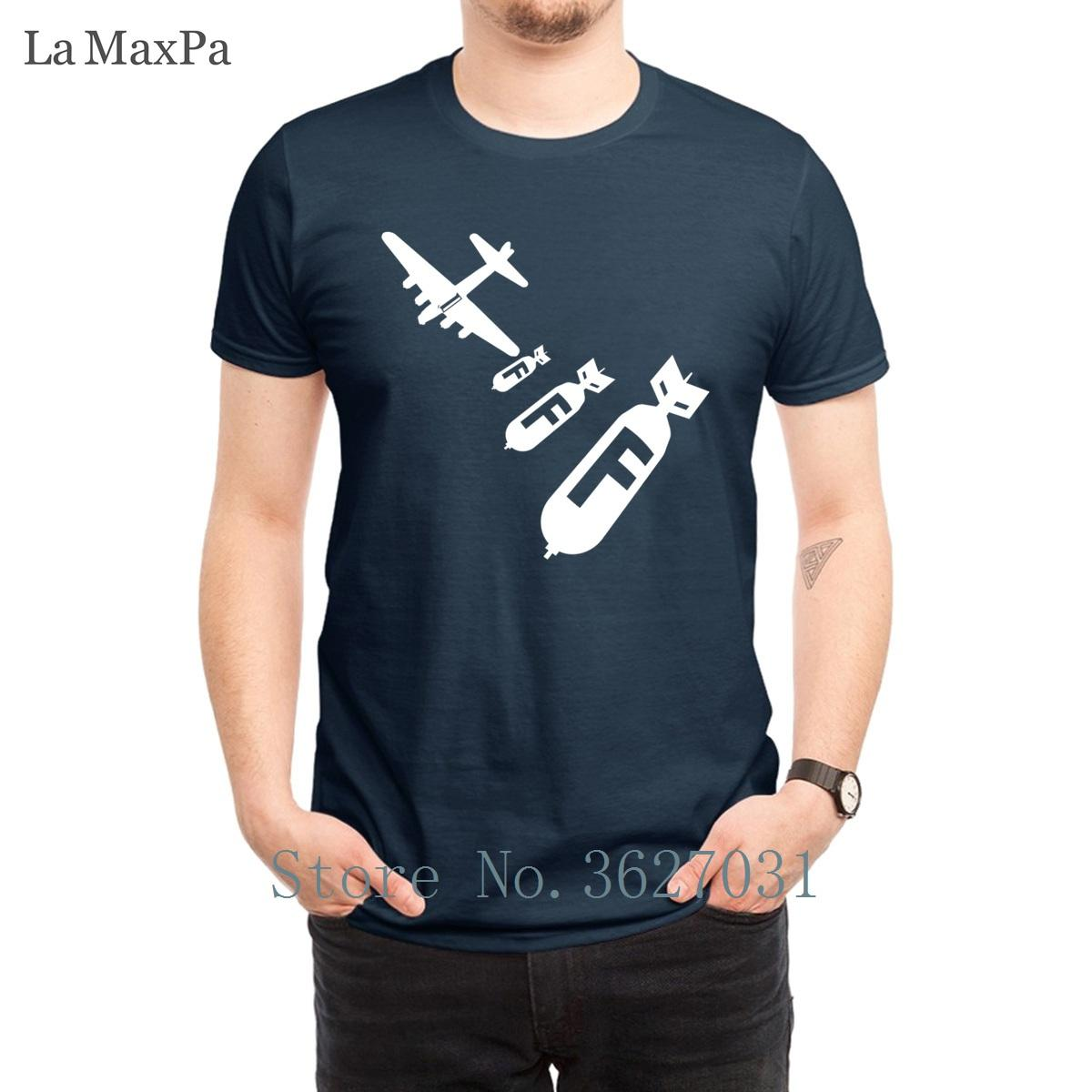 Créature Loisirs Menss T-shirt Dropping F Bombes T-shirts Fun 2018 Col rond Casual pour hommes T-shirt Pour Menss Hiphop