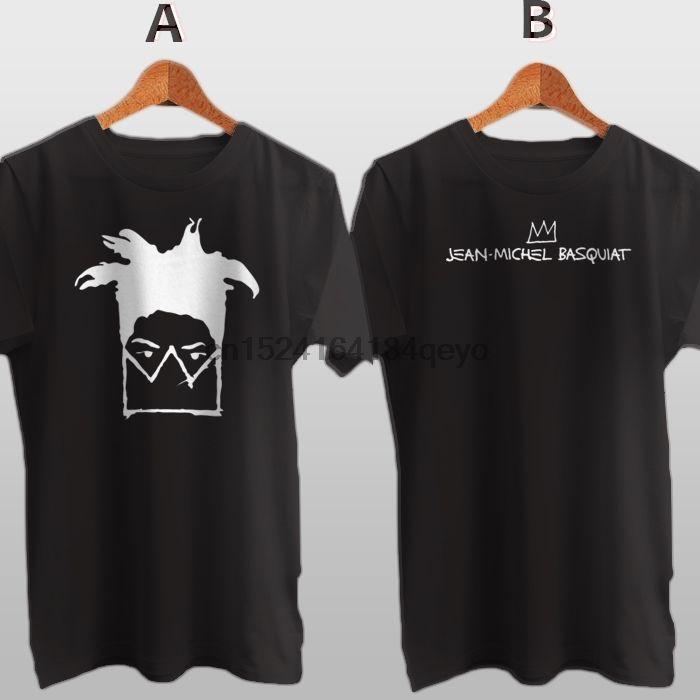 Jean-Michel Basquiat Samo American Artist 1 New Cotton T-Shirt