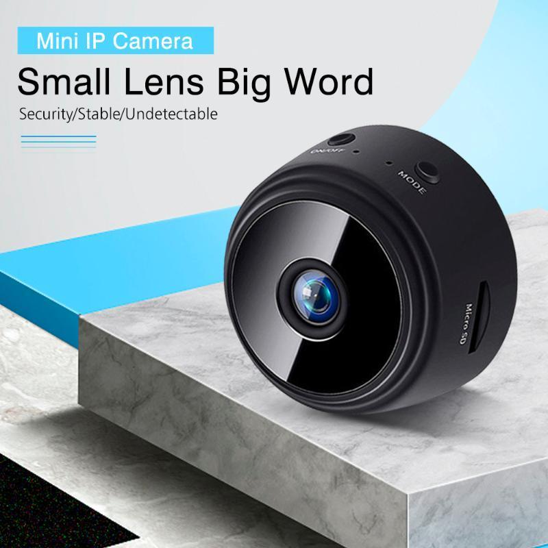 HD Camera Início Outdoor 360 Wireless Wifi Webcam Câmara IP Wifi Mini Cam Wifi USB Night Vision Vigilância Baby Monitor
