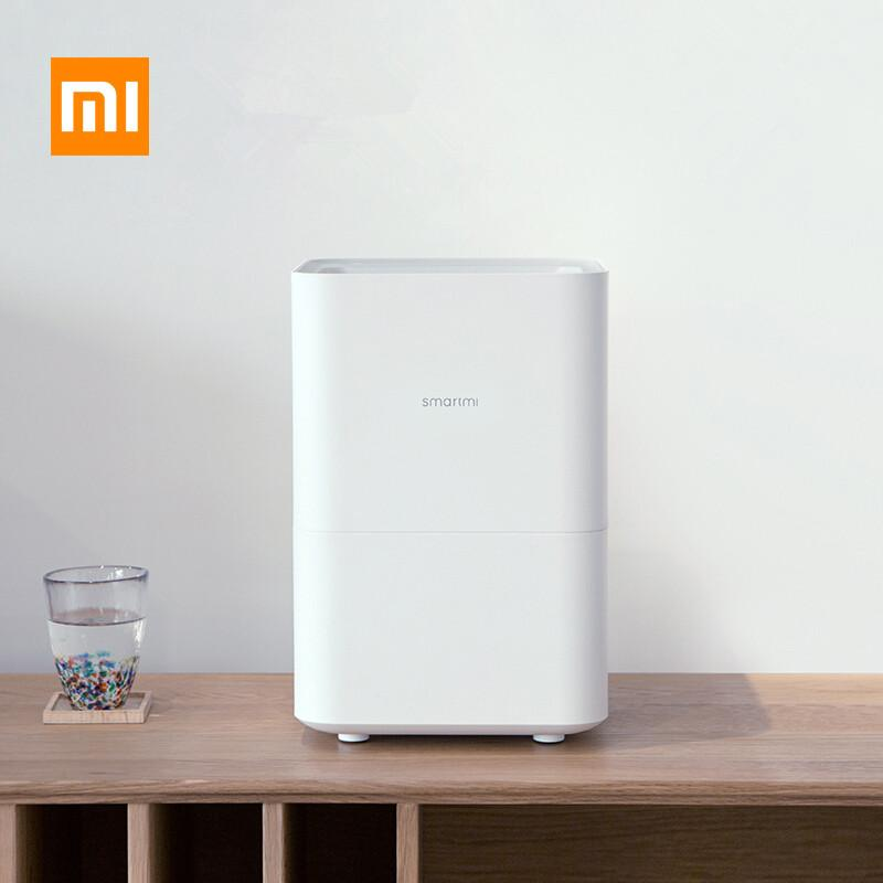 Xiaomi Smartmi Luftbefeuchter Kein Smog Für Privatanwender Luftklappen-Aroma Diffuser Ätherisches Öl-Nebel-Hersteller Mi Startseite APP Steuerung