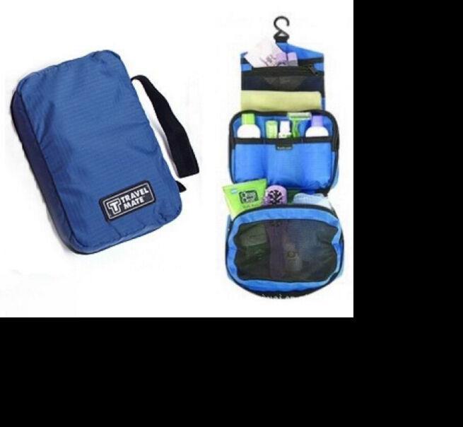 Косметические сумки Удобный висит туалетные сумки идеальный подарок для тех, кто любит кемпинг или путешествия Drop Доставка