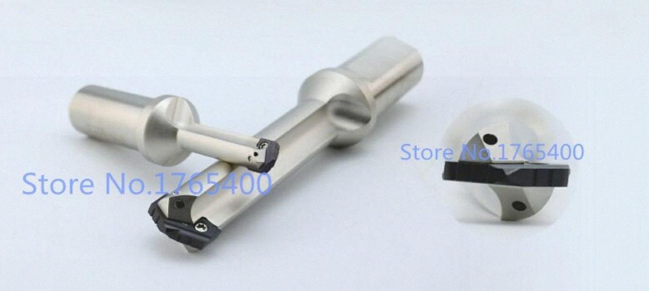 1pcs SD05S-240-XP25, SD05S-295-XP25 diritta scanalatura SD Spade Drill, Spade punta ad inserti accetta: 15.5-17.5mm, U trapano per foro profondo. 9osk #