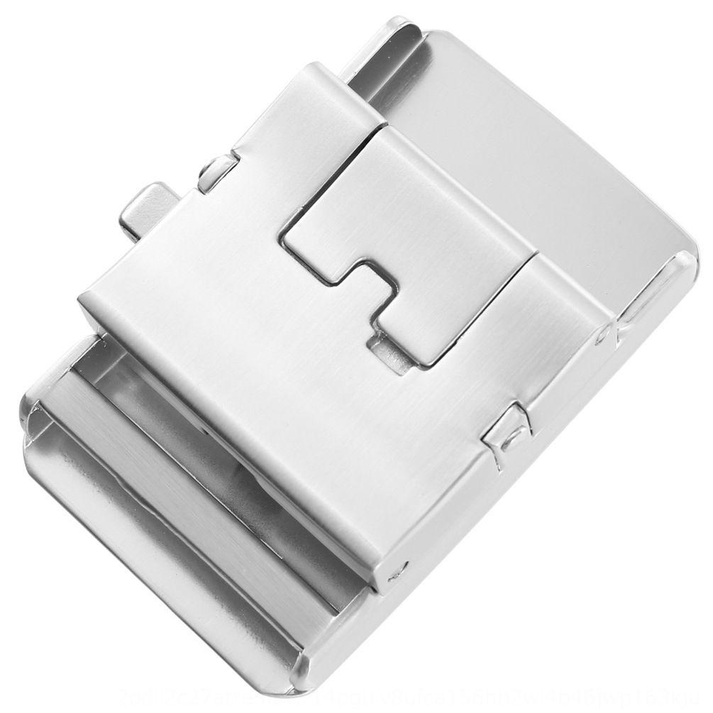 Gy8v7 Imitation steel automaticbuckle waist head men's beltversatileLY36-23357 Imitation steel automaticbuckle waist belt belt head men's be