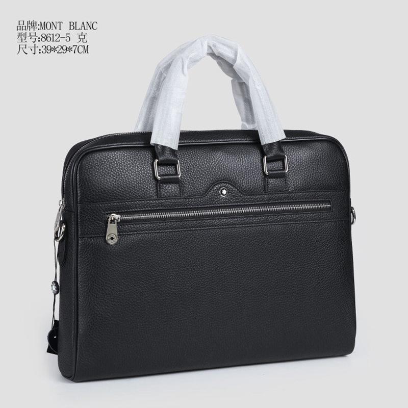 Hot solds Mens Fashion Bags Bolsas de ombro Bolsas Bolsas Couro de couro Homens Bolsa de Negócios Pasta preta Messenger Bag Ombro Type5