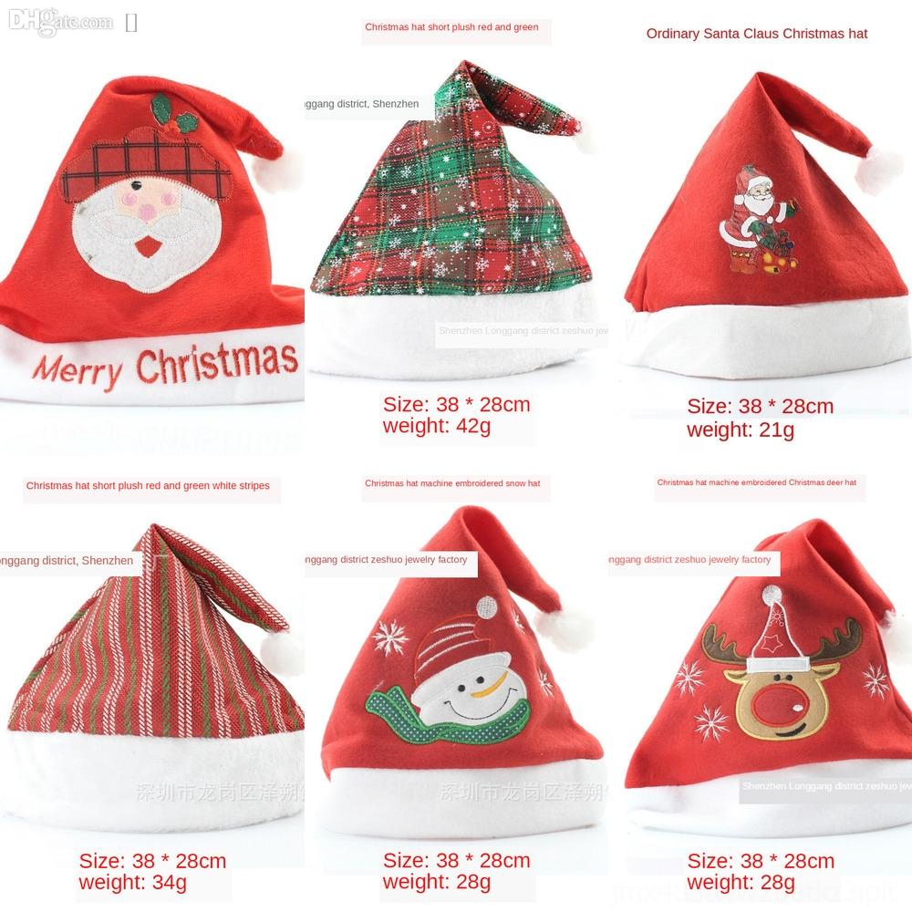 eQSGY Fashion Unique Festival hats hand-woven Creative travel Party Santa Claus Valentine's Day snowflake Hat birthday Christmas hat gift,Z