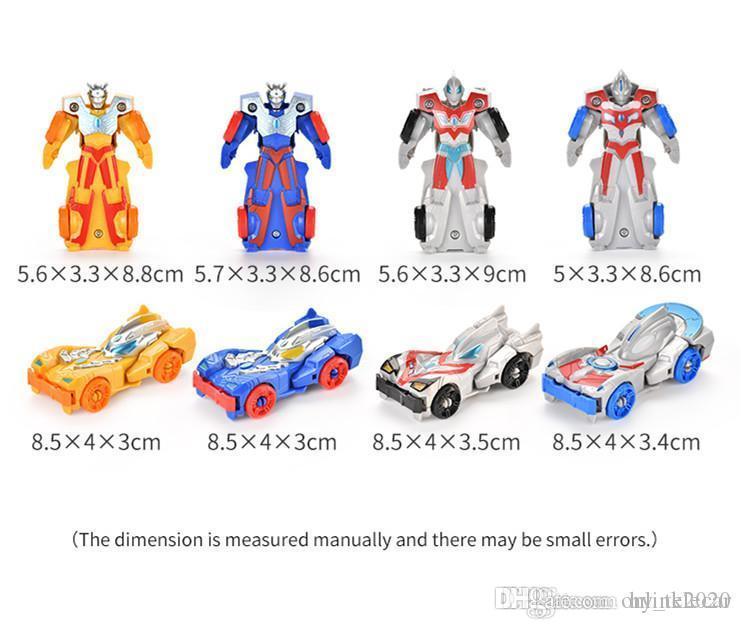 20 piezas de dos combinación de héroe de carreras de coches de juguete de regalo niño 06
