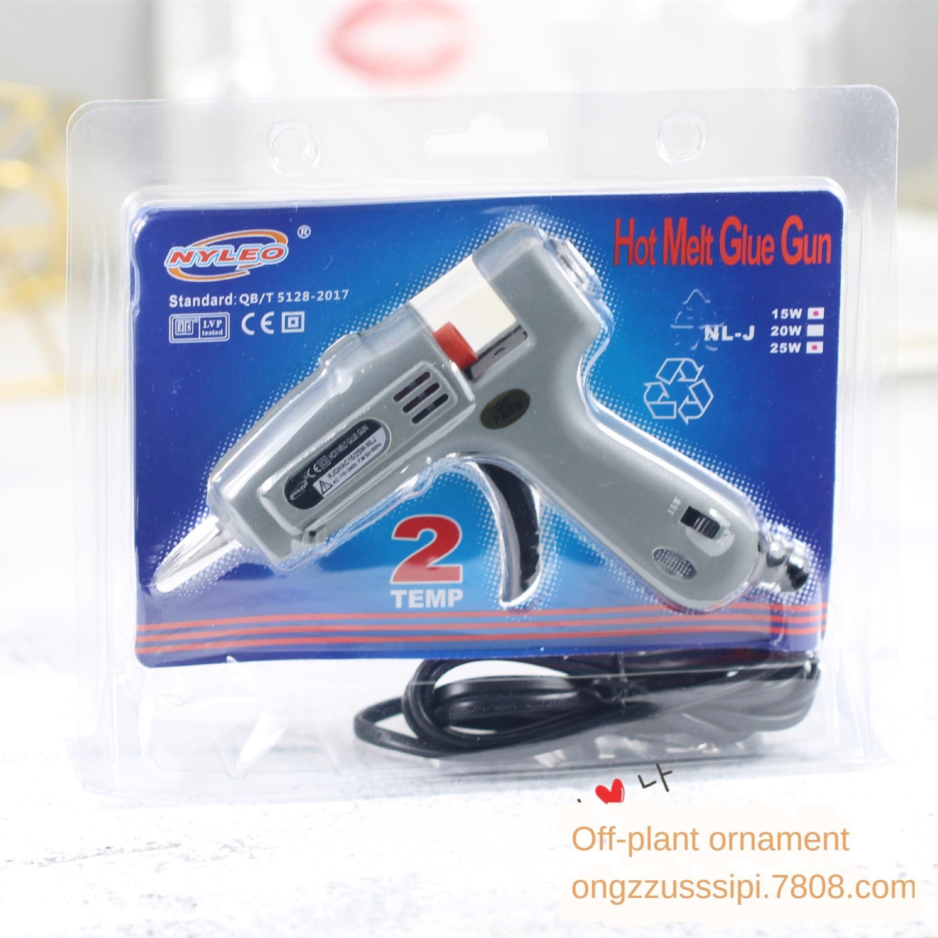 Po5gX hecho a mano pistola especial hecho a mano DIY DIY accesorios pegamento especial pistola de pegamento