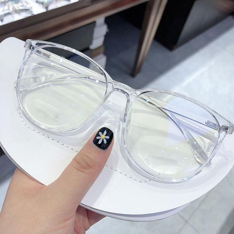 Anti Blue Hell Frauen Männer Brillen Frame Square Myopie Frames Brille Rahmen Damen transparente optische Brillen