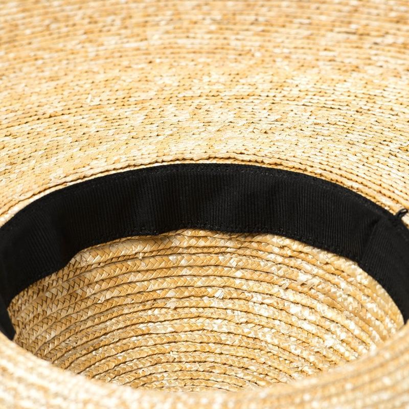 4ci4d весной и летом новый плоский купол большой доверху соломенная шляпа этап подиум вогнутая форма Пляж большой край соломенной шляпе