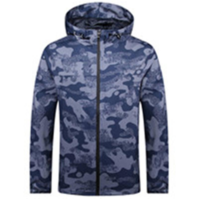 Erkekler Sportwear Erkek Giyim M-4XL için Moda Tide Erkekler Ceketler Sonbahar ceketler Yeni Geliş ceketler Sport Açık Windbreak Coat