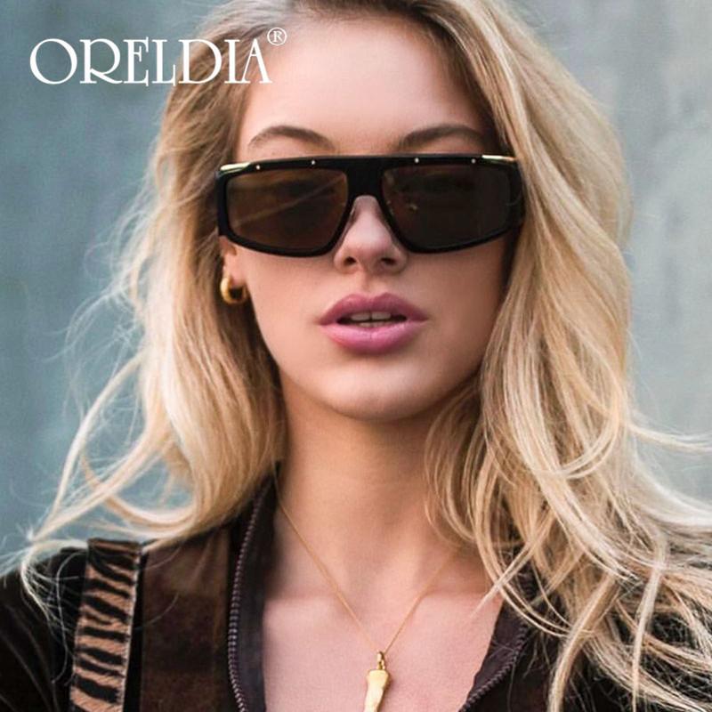 Женские квадратные Sun de Black Punk Fashion Szreates Men Metal Gafas Sol UV400 оттенки очки Солнцезащитные очки Новый AFWFW