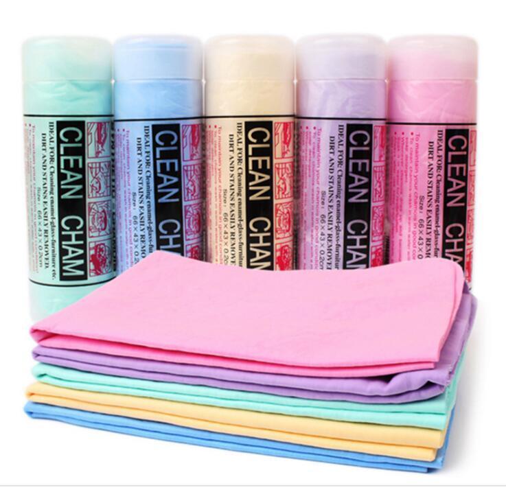 STOCK Imitation Buckskin Dog Towel PVA Absorbent Convenient Comfortable Grooming PET Dog Cat Cleaning Bath Towel HHD1584