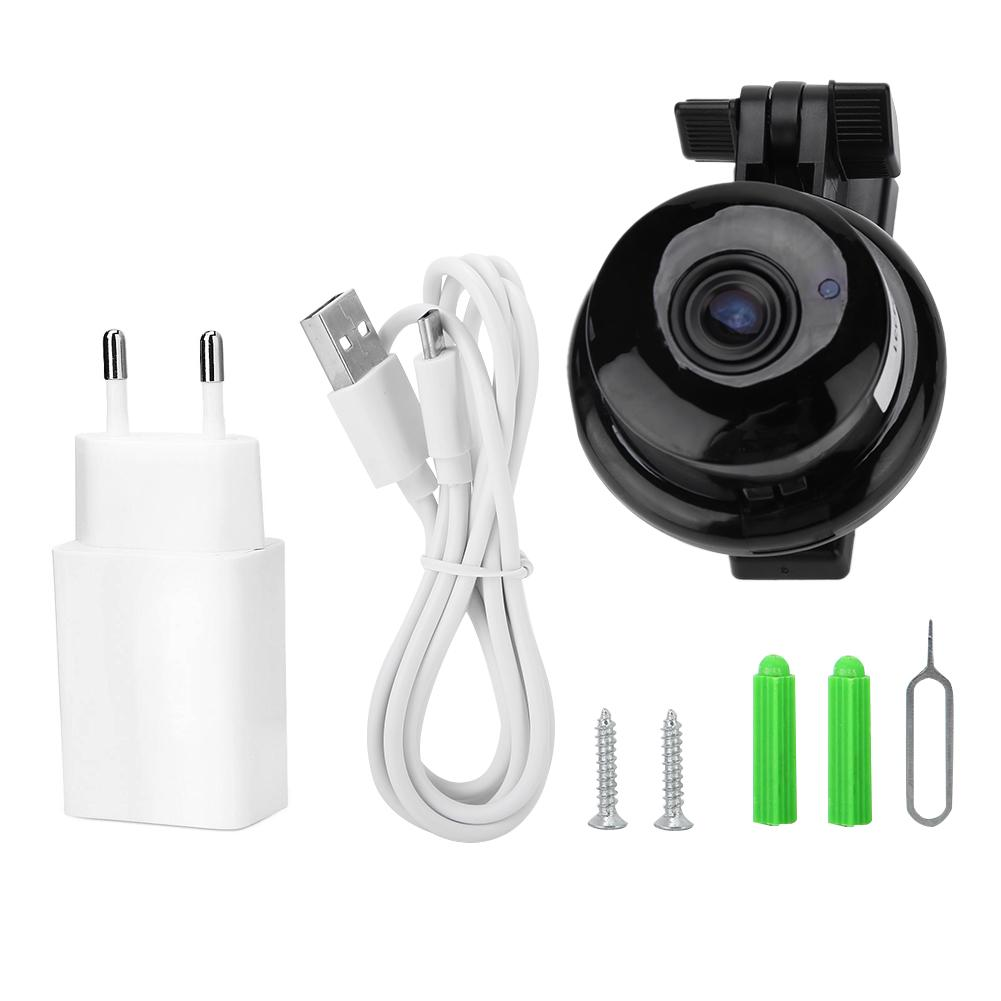 720P HD Wireless WIFI IP Camera With Two-Way Mic Speaker 3.6mm Lens Motion Sensor Infrared Network Surveillance Camera For ESCAM