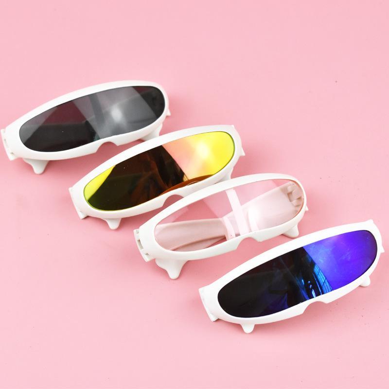 New Pet Sunglasses Pet Space Glasses Cat Ski Glasses Dog Sandproof Glasses Pet Supplies In Stock