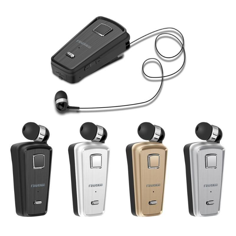 Fineblue F980 Wireless business Bluetooth Headset Sport Driver Auriculares Earphone Clip Fone De Ouvido Manos Libres