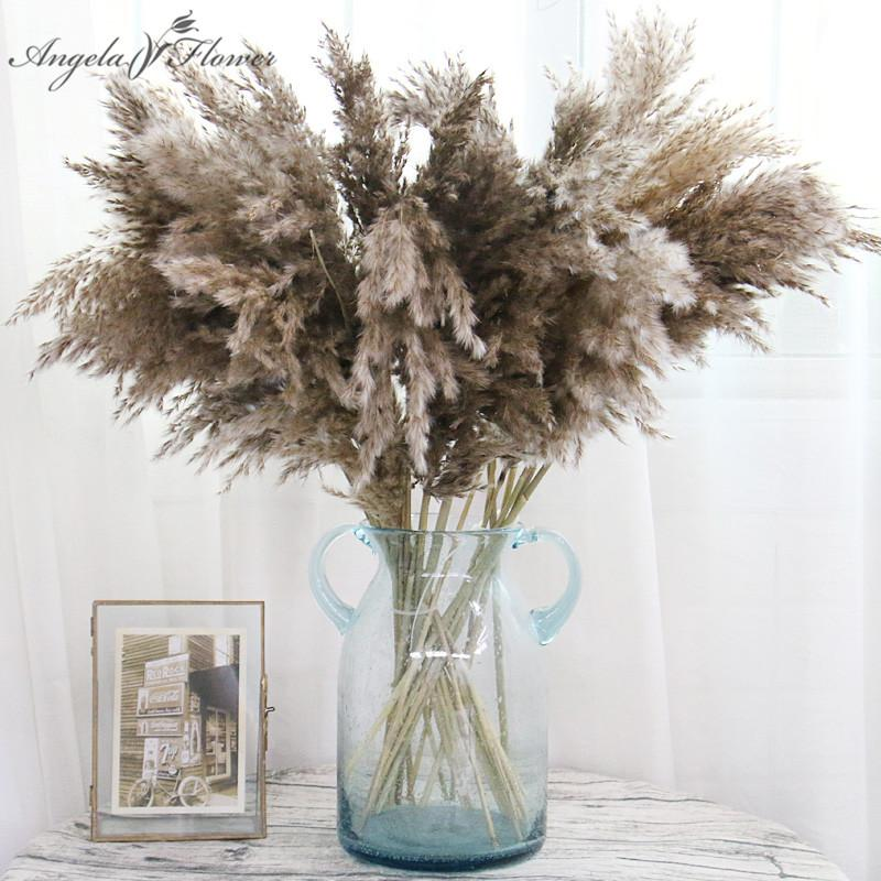 Dry Flowers Bouquet Dried Pampas Dried Grass Bouquet Grass Bouquet Small Pampas Bouquets Decorative Bouquet Pampas Grass Decor