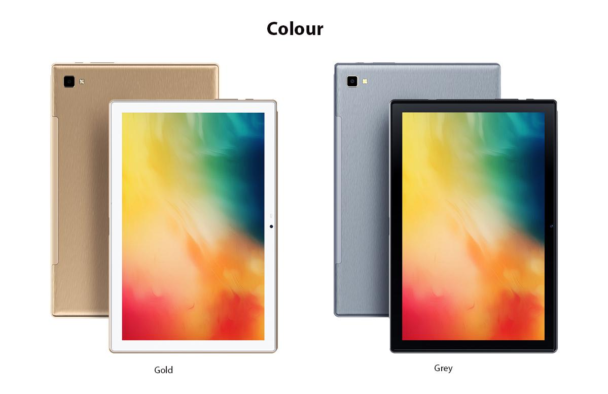 BlackView Tablet Android 10 polegadas Tablet Octa Core Tab8 4GM + 64GM 13MP SC9863A câmera traseira 1200 * 1920 FHD IPS Dual Sim4g LTE