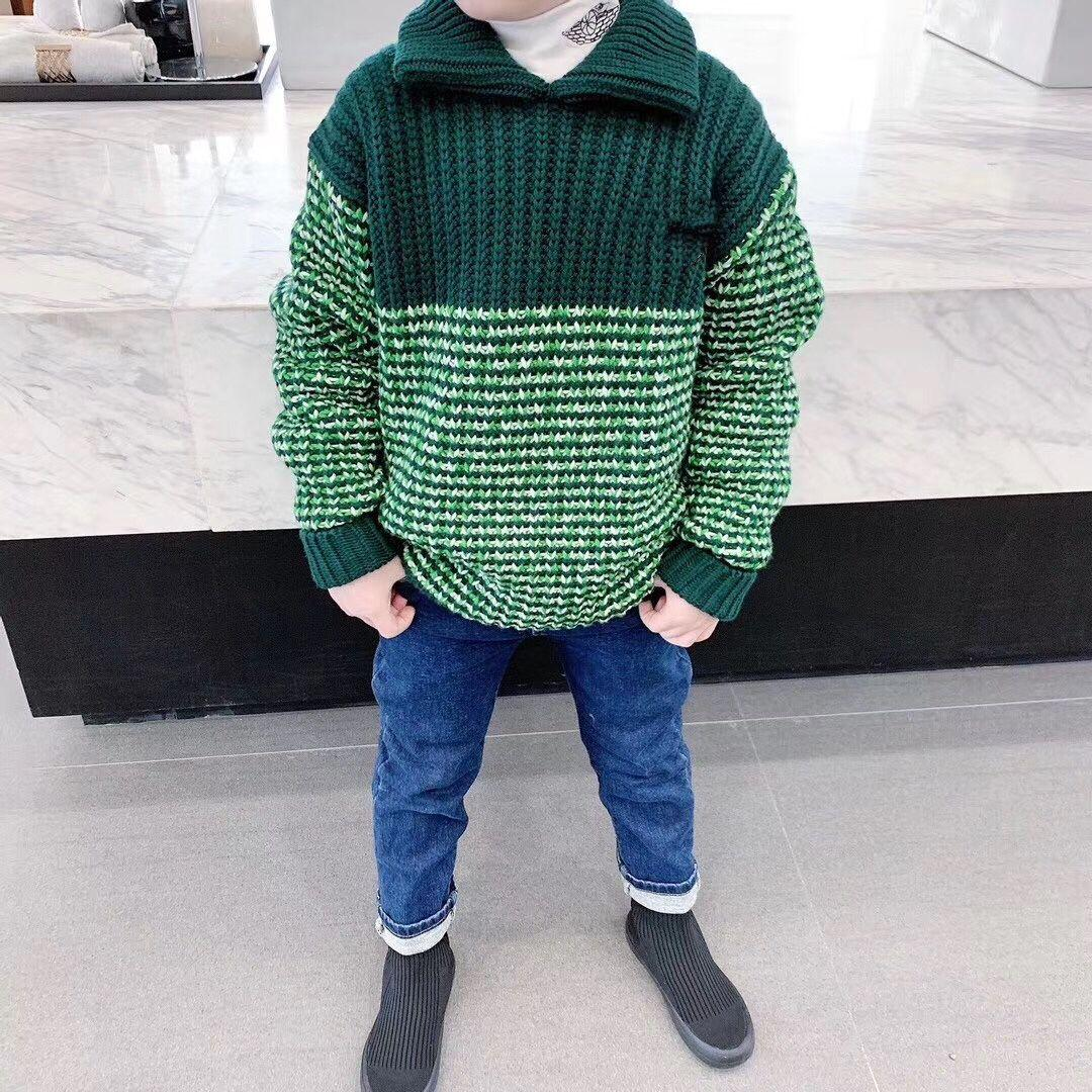 Compare with similar Items Autumn Baby Girls Boys Sweaters Coat Kids Knitting Pullovers Tops Baby Boys Girls Cartoon Long Sleeve Sweaters