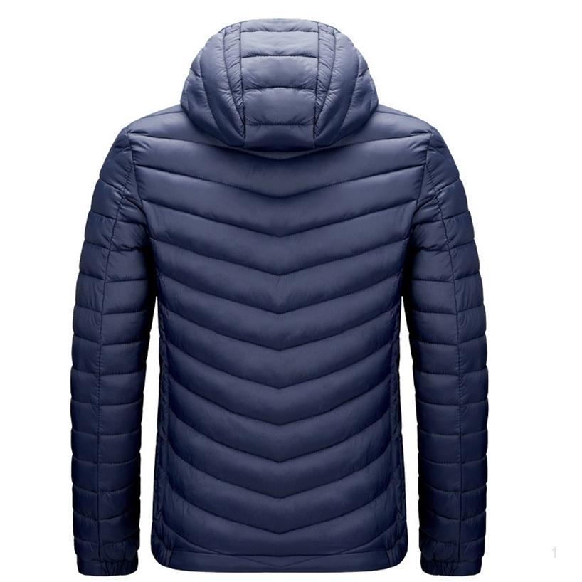 caliente del invierno abajo chaqueta al aire libre venta de la manera de los hombres 6VOVAIFY