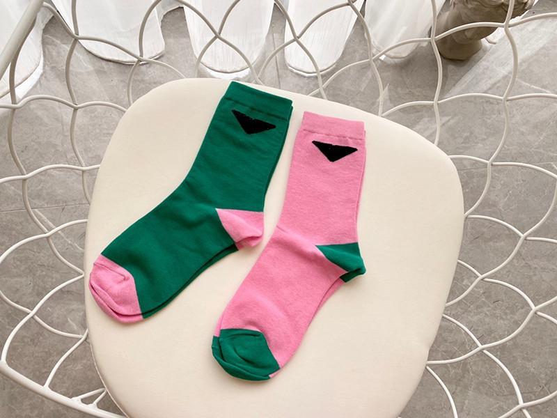 Yeni Tasarımcı Pamuk Çorap Kadınlar Için Kısa Çorap Moda Bahar Bayanlar Kızlar Streetwear Spor Ayak Bileği Çorap Çorap Drop Shipping