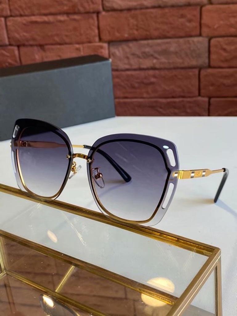 Ch4321 Designer Donne Occhiali da sole da sole di alta qualità occhio di moda occhiali da sole per le donne Classic Driving Driving Sunglasses A11