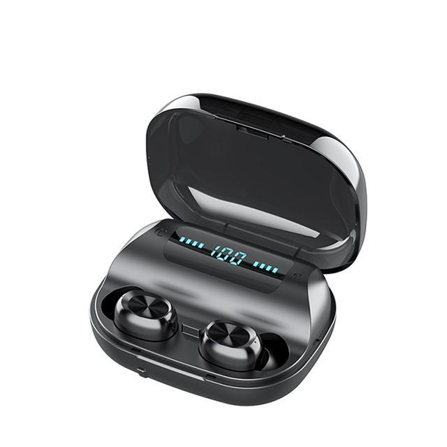 مصغرة خفيفة الوزن إزجاء الضوضاء إلغاء الضوضاء مساعد الصوت دعوة عالية ترقية BTH 263 5.0 سماعات رياضية البوازات البصرية الحية