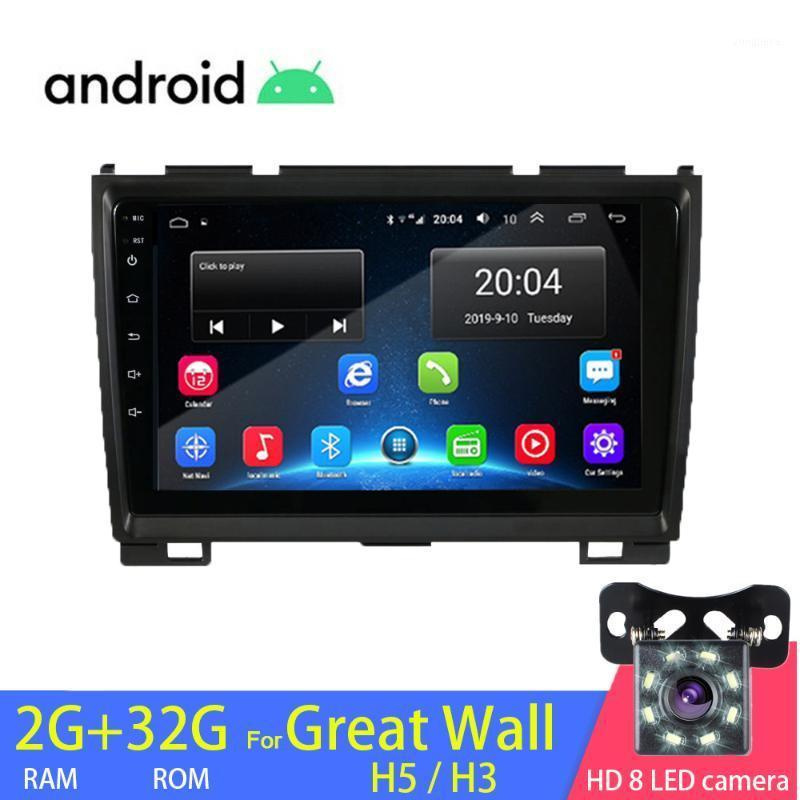 Car Audio 2din Android 9.1 Radio Multimedia Video Player GPS Navigation For Haval Hover Great Wall H5 H3 2010 2011 2012 Stereo1