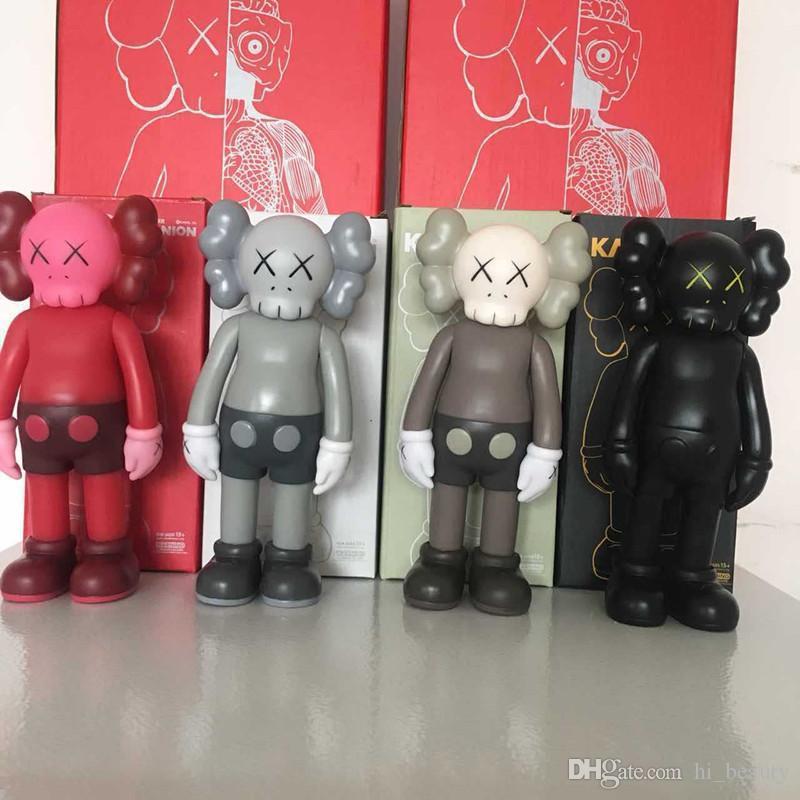 Hot 37cm Box Mandkaws Dissecato Companion originale falso azione figura regali creativi natalizi