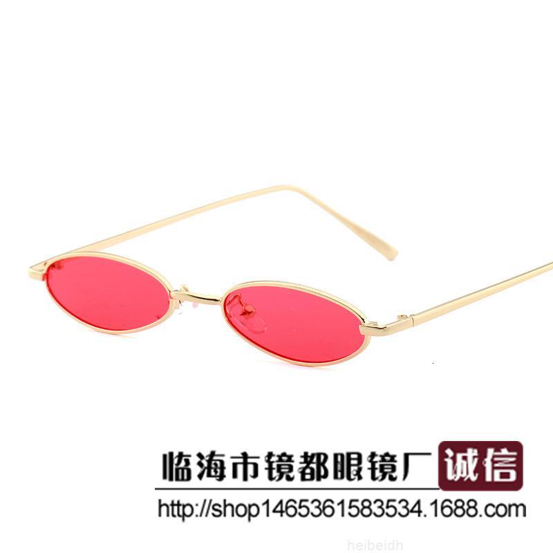 Мода Экспорт Солнцезащитные Очки Конфеты Цвет Новый