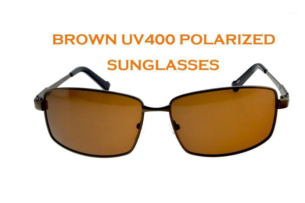 Sonnenbrille Männer Polarisierte Heißer Verkauf Top Mode Rechteck Legierung Polyurethan Claravida 2020 Polarisierte Männer UV400 UV100% Sunglasses1