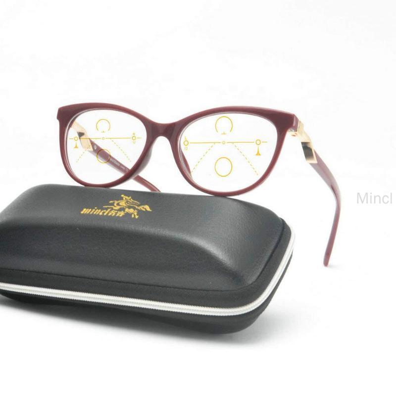 Солнцезащитные очки 2021 Pochromic Прогрессивные Многофотосные Очки для чтения Женский Мужской Читатель Двойной Фокус Case UV400 С Кородом F
