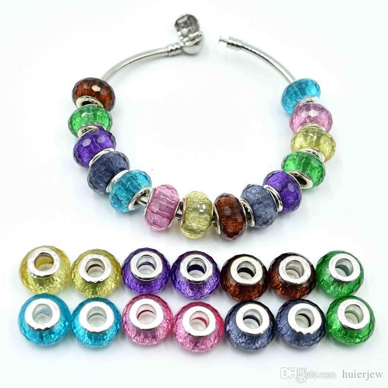 BUB CHEALMS IFOR Браслет FNE Bea Beads Круглые бусины для изготовления Браслет Аксессуары Подарки Подвески Бусины