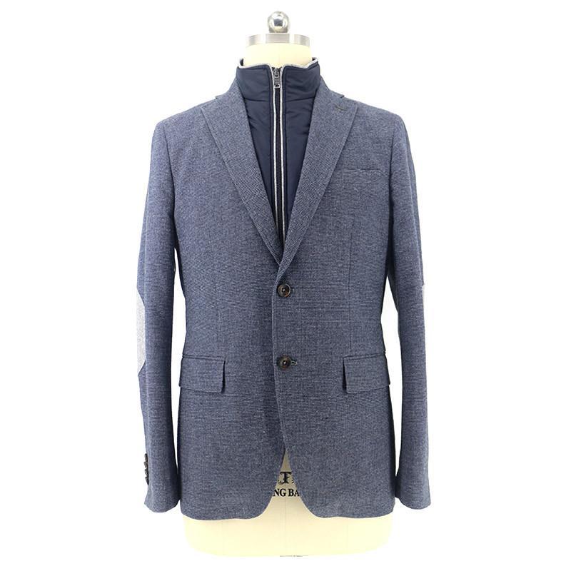Custom Tailor Made 99% Traje de algodón para hombre del diseño especial Fashion Look