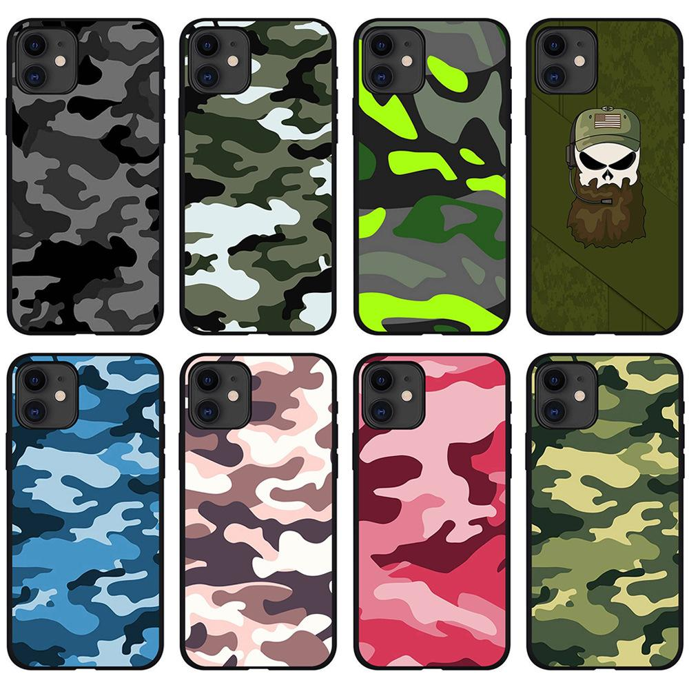 I-phone 12 Case 3D Sublimation Tpu Pc Phone Case For Iphone 12 11 Pro Max 8 8plus X Xr Xs Max Shell Cell