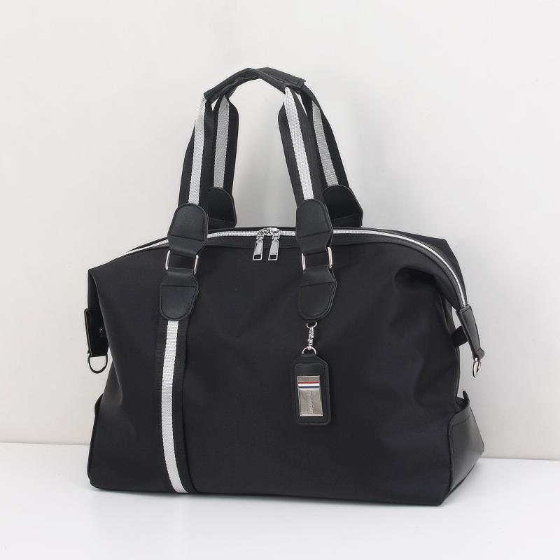 Borsa da uomo business uomo secco separazione bagnato grande capacità bagagli borsa portatile borsa da viaggio pieghevole bagaglio impermeabile