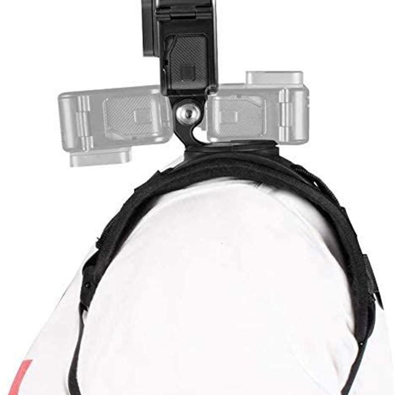 Taisioner Shoulder Mount Strap Clamp for GoPro AKASO or Other Action Camera Style for Male