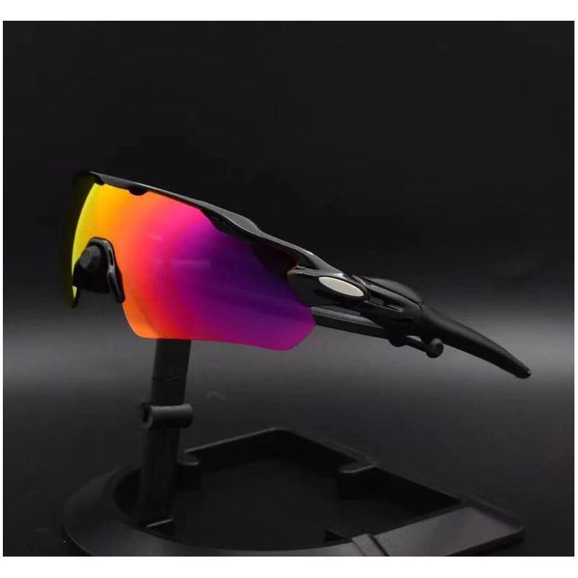 Radar Ev Pitch Glasses Outdoor Cycling Sunglasses Polarized Lens Cycling Glasses Bike Goggles Men Women Sport bbyTyX bdepack2001