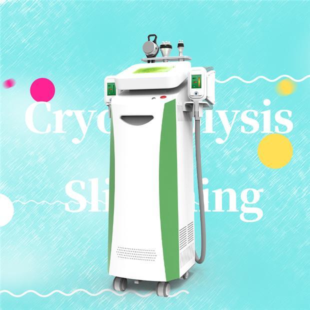 Салон красоты Кавитационные машины для тела Вакуумные машины Высокое качество 3 в 1 Триполярное РФ Оборудование для боли