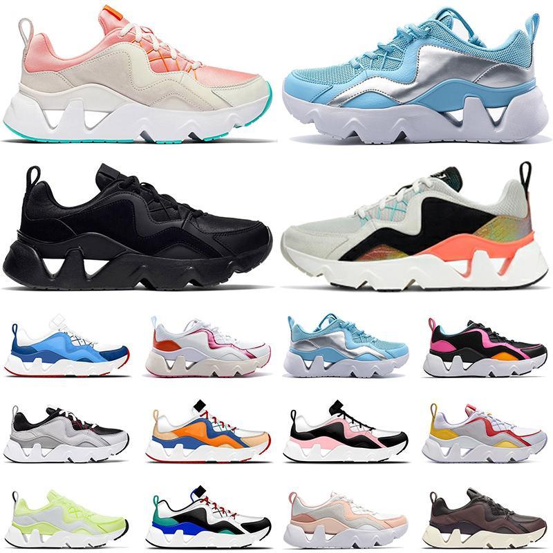 2020 Новый Легкий ryż 365 Мода Женщины Мягкие кроссовки Spurce Aura ВСЕ Black White Outdoors Тренеры Runners Мужские спортивные кроссовки