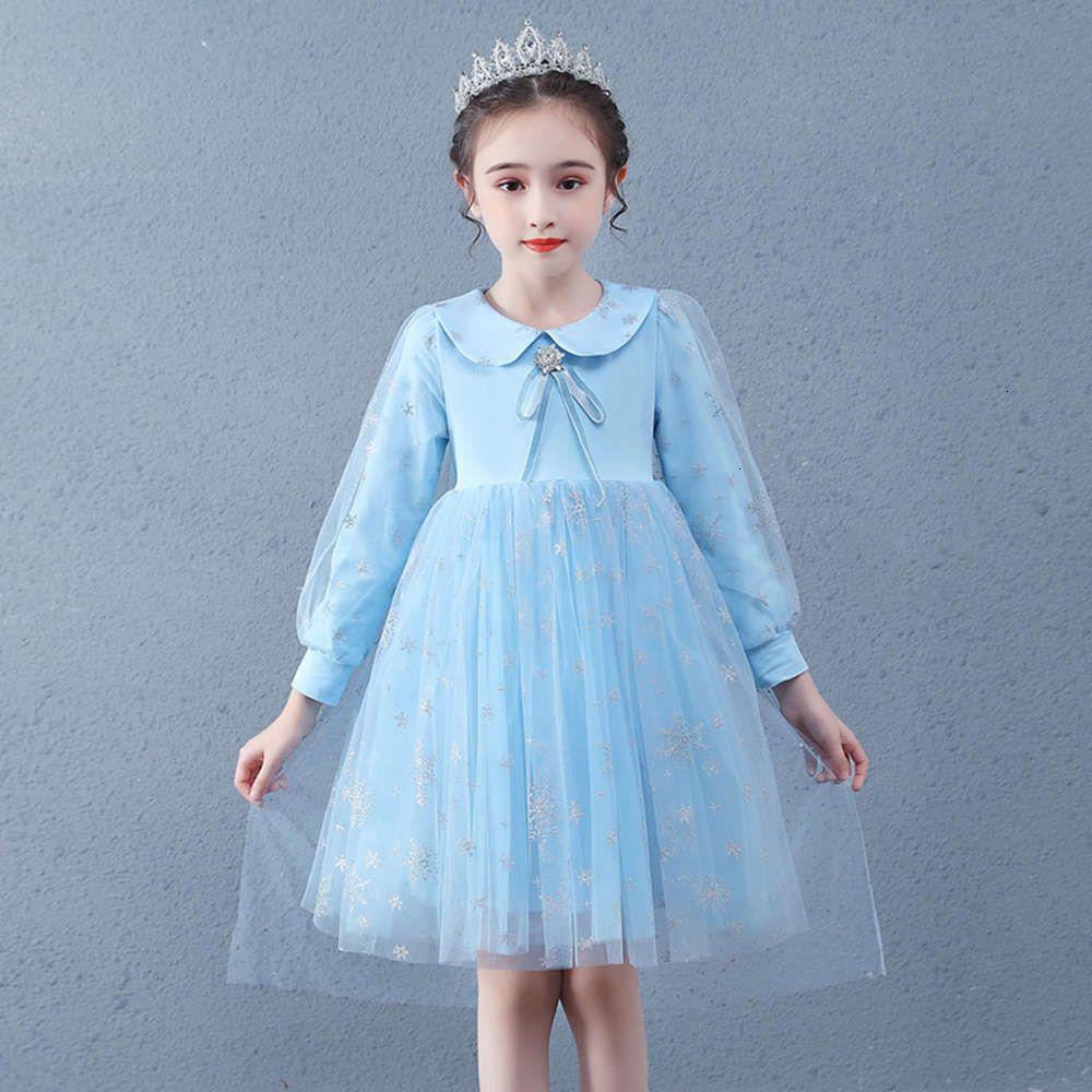 Collar Otoño 2020 New Girls 'Baby' Baby DRS Snow Snow 2 Princicias Falda
