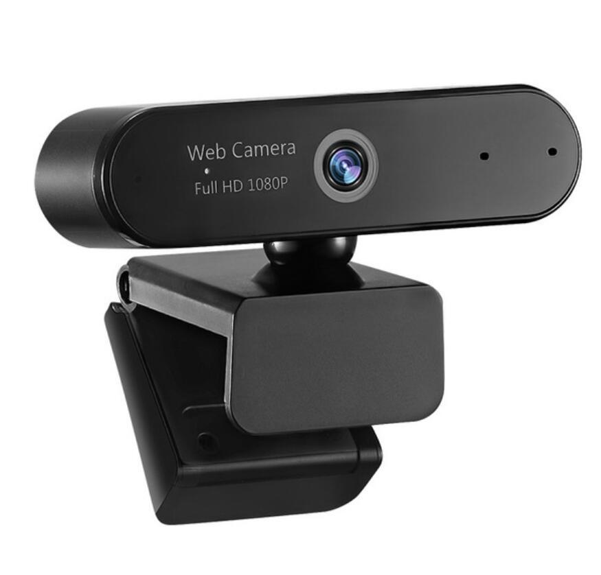 Full HD 1080p Автофокус Веб-камера для портативных ПК Встроенного микрофона Звукопоглощения широкоугольной прямой трансляции видеовызова веб-камера Realtek чип