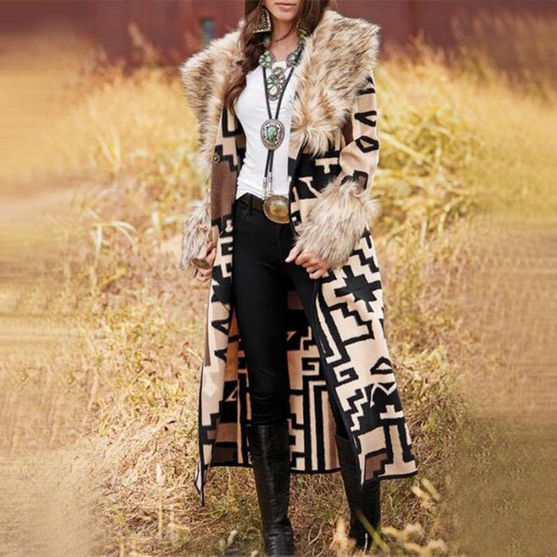 Женская дизайнерская одежда 2020 осень / зима женская куртка модная и элегантная ветровка, женская красивая меховой воротник ветровки пусть