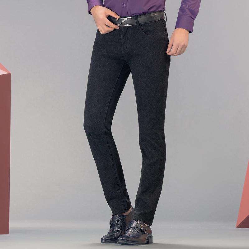 Primavera 2020 nuevos hombres traje pantalones moda negocio casual slim vestido pantalones hombre calle ropa screal formal pantalon ropa
