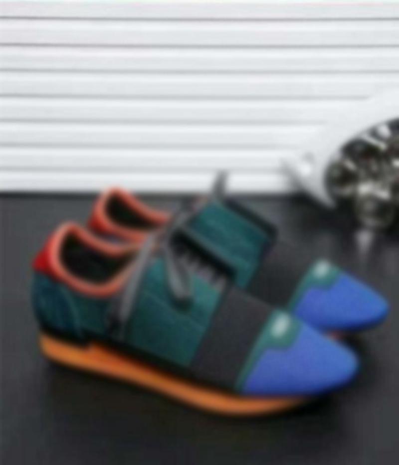 hococal новое прибытие ВНР тапки удобные и дышащие полный трикотажная сетка В. Н. Р мужской обуви дизайнер свободного покроя обувь