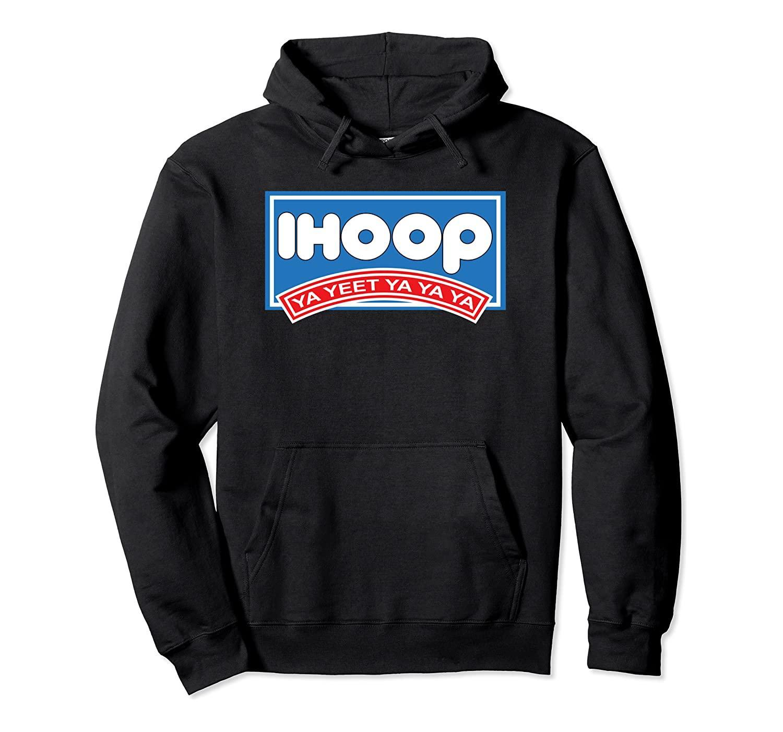 Ya Yeet iHoop Baloncesto Sudadera con capucha unisex del tamaño S-5XL con Color Negro / gris / azul marino / azul real Heather / Oscuro