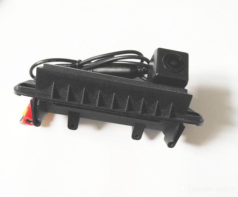 Специальный Магистральные выключатель задней двери Ручка камеры CCD Автомобильная камера заднего вида камера заднего вида для Mercedes Benz C W204 C180 C200 C260