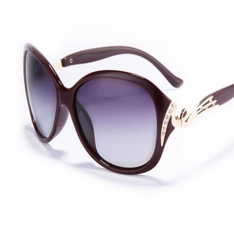 Estrela Homens Novos Polarizados Sun Eyewear Modelos de Condução de Sunglasses Diamante 5118 UV400 Sports Eyeglass Googles Óculos A368 CHBWC